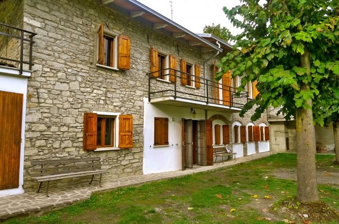 Casa Vigneto frontage