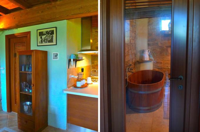 bathroom la stalla
