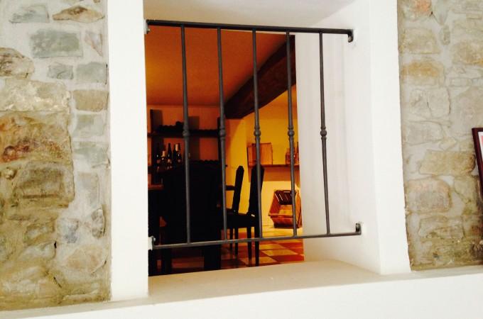 cellar from kitchen AP