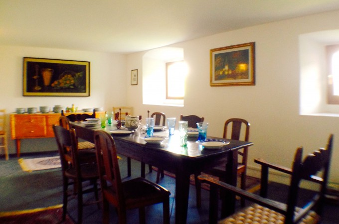 Dining room AP