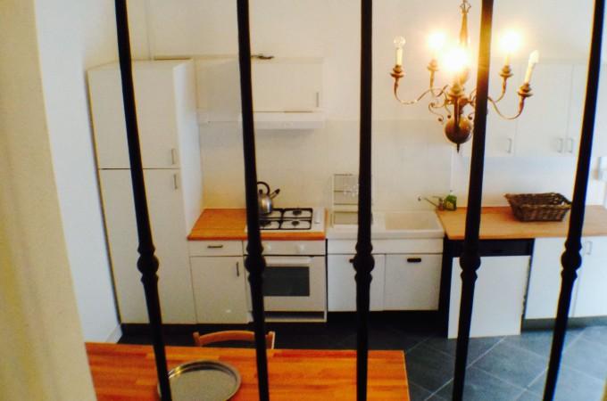 kitchen from cellar